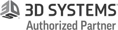 3D System Authorized Partner logo