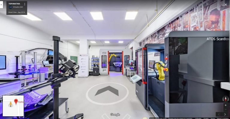TOPOMATIKA Showroom virtualna šetnja